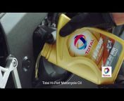Make your daily commute easier with Total HI-PERF <b>Motorcycle</b> Engine Oil as it ensures absolute performance, despite the...
