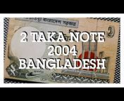 This <b>note</b> was the regular issue and was released in 2004 (date on back). <b>Bangladesh's</b> two (2) taka <b>note</b> was ranked 1st (first) ...